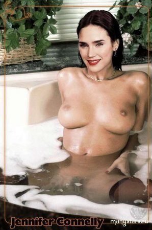 Голая Дженнифер Коннелли (Jennifer Connelly)