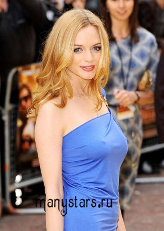 Порно фото с Хизер Грэм (Heather Graham)
