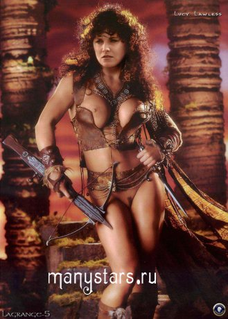 ����� ���� ������� (Lucy Lawless), ����������� ����